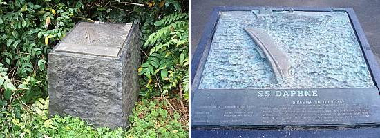 Elder Park Memorial (left), Victoria Park Memorial (right)